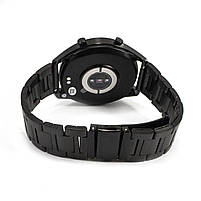 Смарт-часы NO.1 DT99 Metal Band Black, фото 4