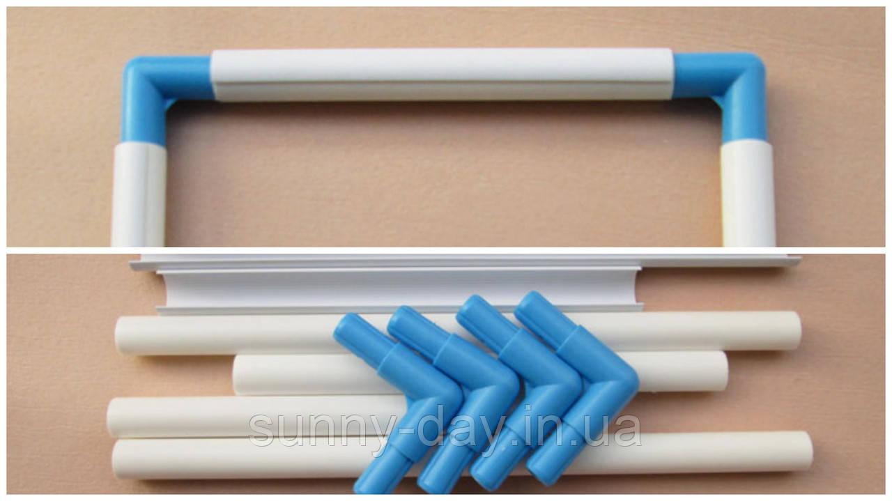 Рамки-пяльцы пластиковые 60х35см