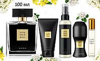 Большой подарочный набор Avon Little Black Dress 5 в 1 - Эйвон Чёрное платье