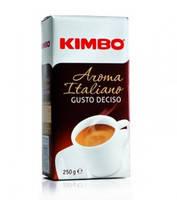 Кофе молотый Kimbo Aroma Italiano Gusto Decisо 250г.