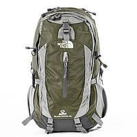 Рюкзак походный NorthFace 40 л NF 096 Зеленый OF