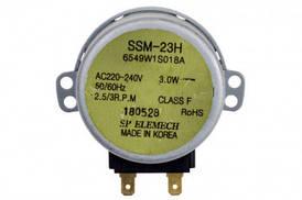 Двигатель поддона для микроволновой печи SSM-23H LG 6549W1S018A
