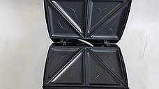 Гриль контактный Rainberg RB-5404   Бутербродница   Cендвичница, фото 2
