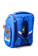 Рюкзак каркасный, для мальчика 835_10 30x36x15 см Синий (2000903236245)
