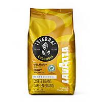 Кофе в зернах Lavazza ¡Tierra! Colombia 100% Arabica Espresso 1 кг
