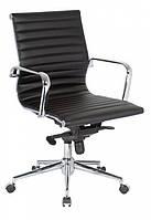 Кресло офисное Алабама М черное