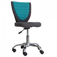 Кресло офисное Poppy, blue