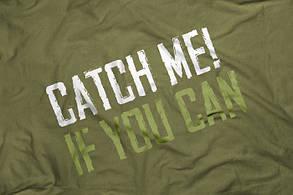 Футболка Delphin Catch me! Carp / Поймай меня! S, фото 2