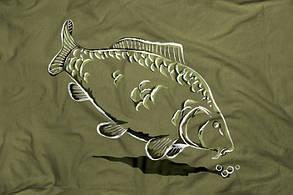 Футболка Delphin Catch me! Carp / Поймай меня! XXL, фото 2