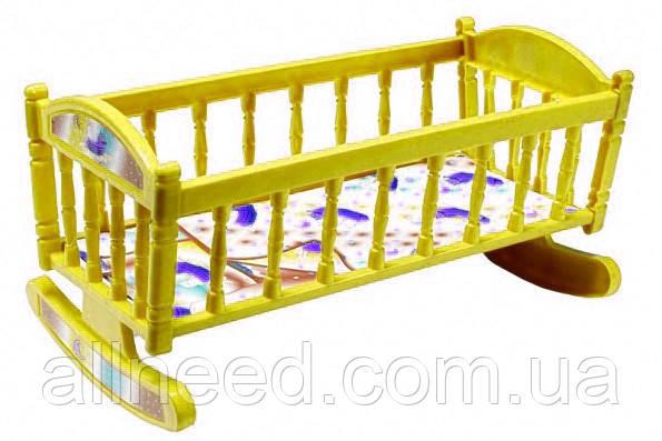 Кукольная Кроватка Yellow