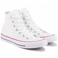 Кеды Converse All Star Высокие 44 Белые (M_V_W_050120_1_44)