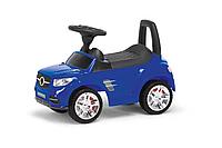 Детская Машина-каталка-Толокар Colorplast отсек для игрушек (Синий)