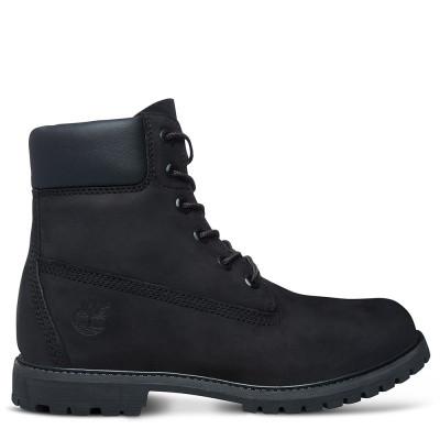 Ботинки зимние Timberland 36 Черные (M_V_B1_070419_17-36)