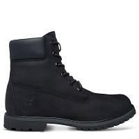 Ботинки зимние Timberland 36 Черные (M_V_B1_070419_17-36), фото 1