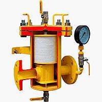 Фильтр сепаратор газовый типа ФСГ серия L