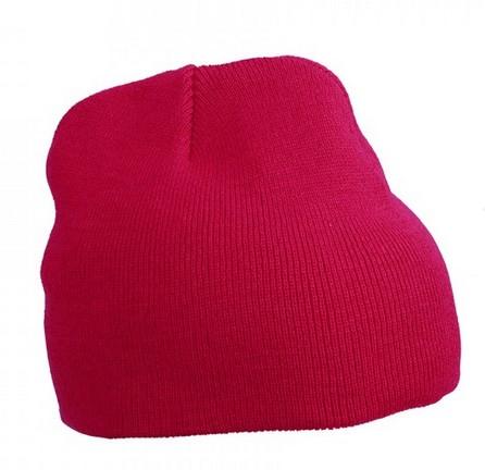 Класична в'язана шапка 7580-3