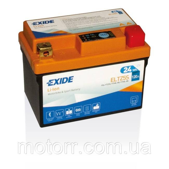 Аккумулятор Exide ELTZ5S
