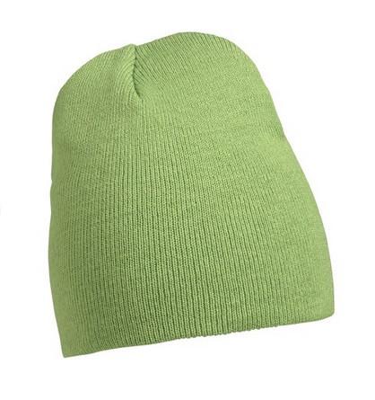 Классическая вязанная шапка 7580-6