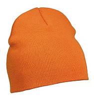 Классическая вязанная шапка 7580-9