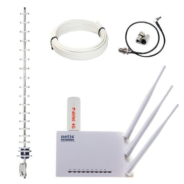Комплект HomeWiFi в частный дом (скорость до 150 Мбит/c)
