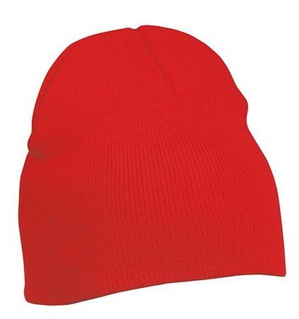 Классическая вязанная шапка 7580-10
