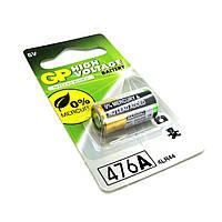 Батарейка   GP авто A476 4LR44 (6V)  блистер 1шт, фото 1