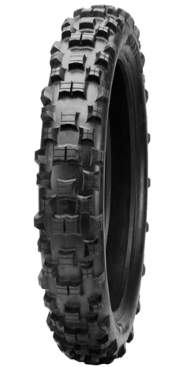 Покришка (шина), відмінної якості, шипована 3.00-21 (90/90-21) Deestone D-902 TT