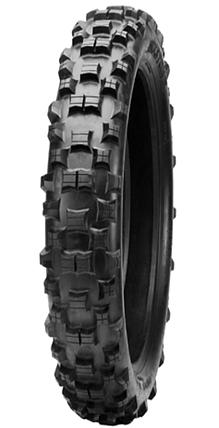 Покришка (шина), відмінної якості, шипована 3.00-21 (90/90-21) Deestone D-902 TT, фото 2