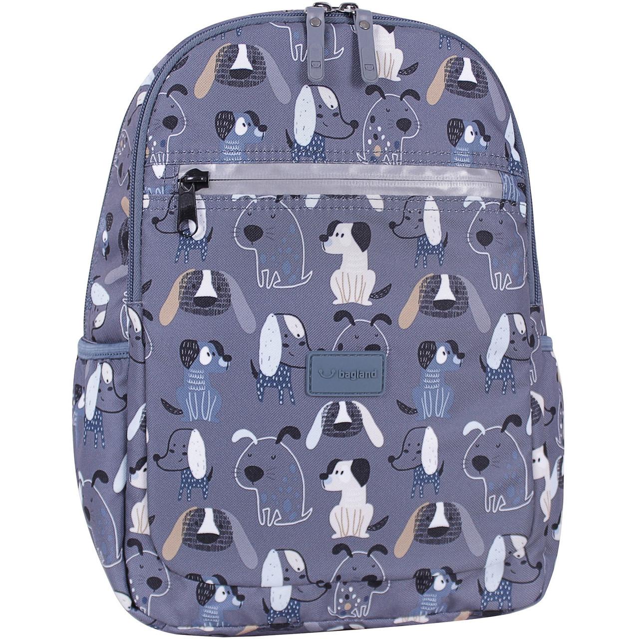 Рюкзак  молодёжный яркий BAGLAND . 13 л . сублимация