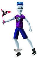Кукла Monster High Монстер Хай Slo Mo Слоу Мо Ghoul Spirit Группа поддержки ужасов