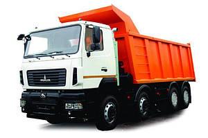 Перевезення сипучих матеріалів в Дніпрі та області