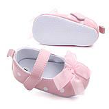Пинетки-туфельки для малышки 12 см., фото 2