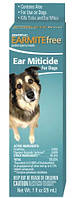 Sentry Earmite Free Капли от ушных клещей для собак