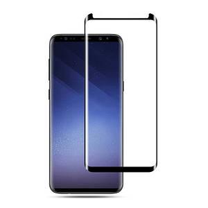 Защитное стекло для Samsung Galaxy Note 8 на весь экран 5д стекло на телефон самсунг нот 8 черное NFD
