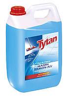 Жидкость для мытья плитки тераккоты и ПВХ  Tytan  Антистатическая 5 л