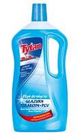 Жидкость для мытья плитки тераккоты и ПВХ  Tytan Антистатическая 1 л