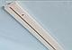 Карниз потолочный одинарный 2,50 метра (ОМ), стоимость карниза за комплект., фото 3