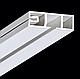 Карниз потолочный одинарный 2,50 метра (ОМ), стоимость карниза за комплект., фото 2