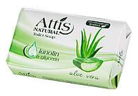 Туалетное мыло Attis Natural с глицерином 100гр