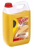 Жидкость для мытья деревянных поверхностей Tytan Антистаческая 5 л