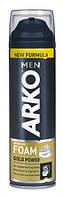 Arko Men гель для гоління Gold Power 200 мл