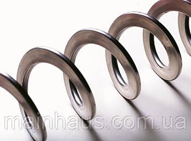 Спираль эластичная  Ø92 мм (гибкий шнек)