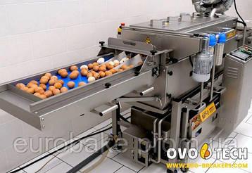 Автоматическая мойка для яиц  модель MT 3