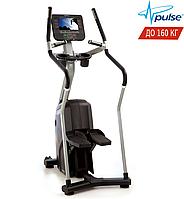 Степпер Pulse Fitness 220G. Комерційний. Висота кроку 40 див. 25 програм. До 160 кг., фото 1