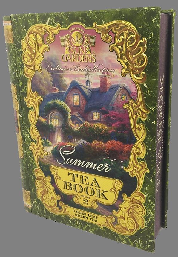 Чай зеленый Sun Gardens Том-2 (Лето) 100 гр.