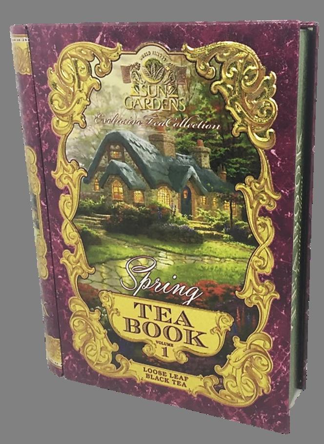 Чай черный Sun Gardens Том-1 (Весна) 100 гр.