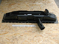 Бак радиатора верхний Т-130, Т-170, Б10М 130У.13.030 (ЛАТУНЬ)