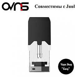 Картридж OVNS JC01 II 1.8 Ом Оригинал (Совместимый с Джул).