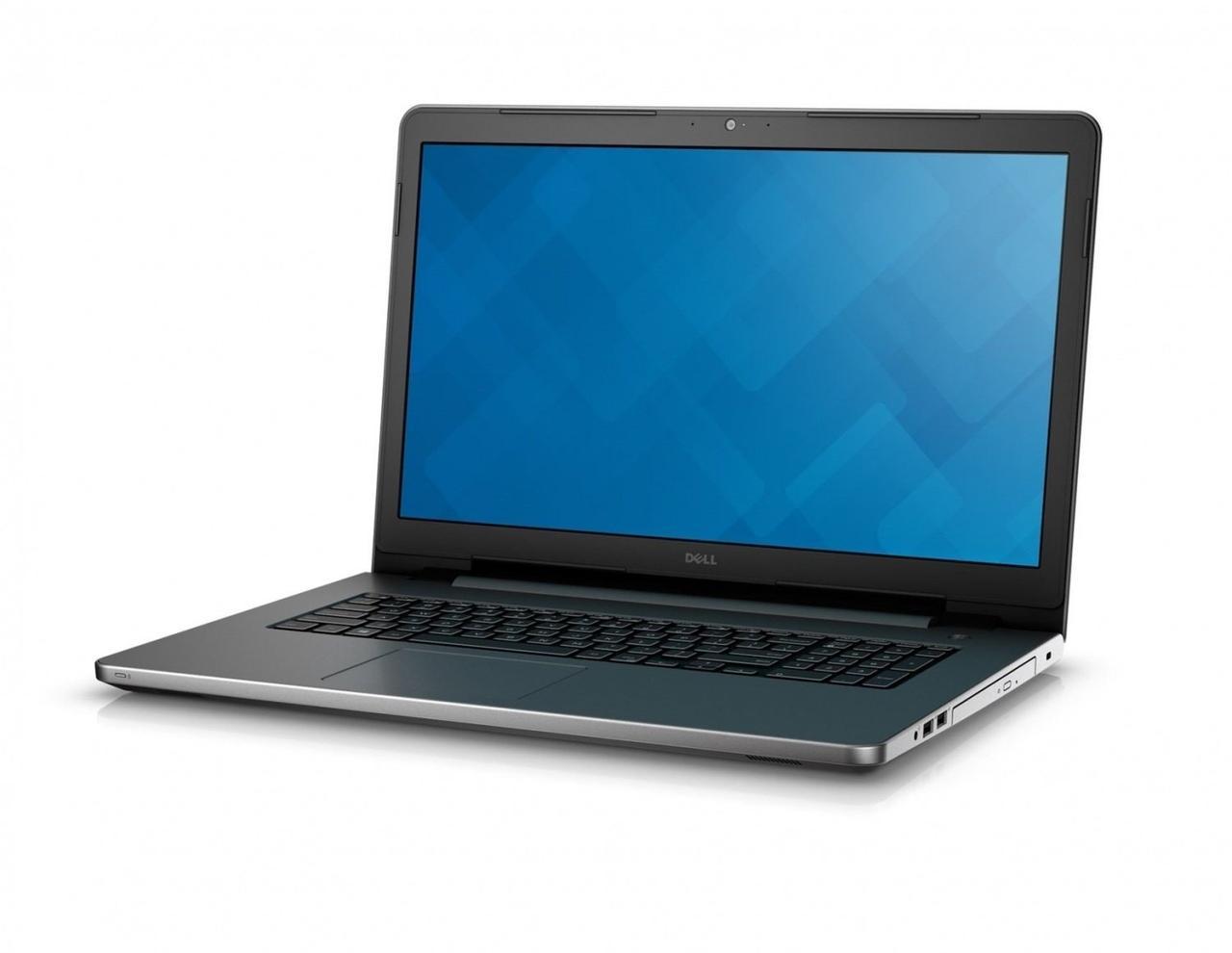 """Ноутбук 17.3"""" Dell 5758 i5-5250U/8GB/1TB+128SSD/GT920M 2Gb Inspiron I575810DDW-T1 TN FullHD 1920x1080 (Б/У)"""