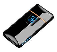 Електрична спіральна USB запальничка S-1802, фото 1